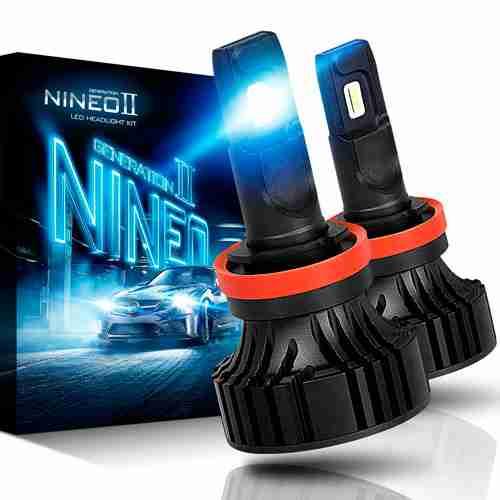 NINEO H11 H8 H9 LED Headlight Bulbs