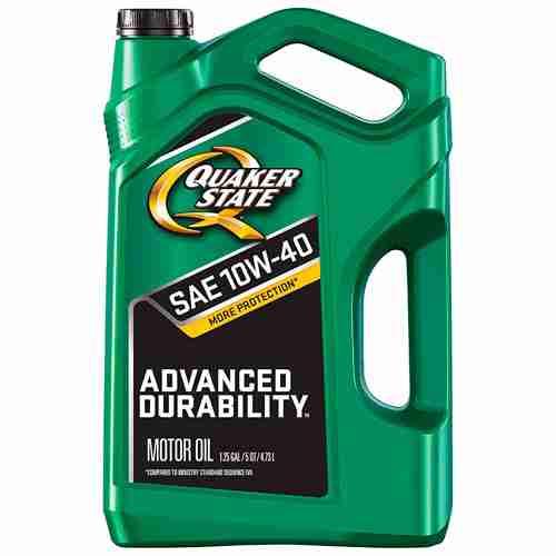 Quaker State Advanced Durability Motor Oil 10W 40