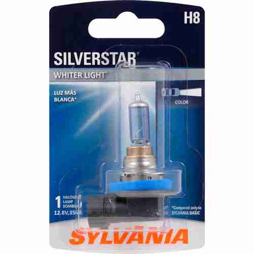 SYLVANIA H8 SilverStar Fog Light Bulb