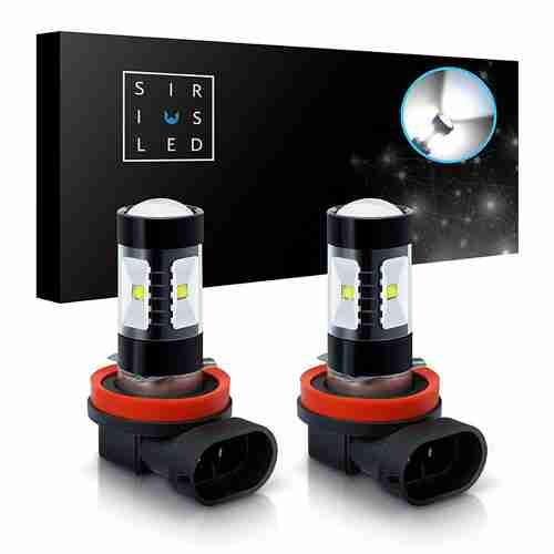 Sirius LED H8 Size DRL Fog Light LED Projection Bulb