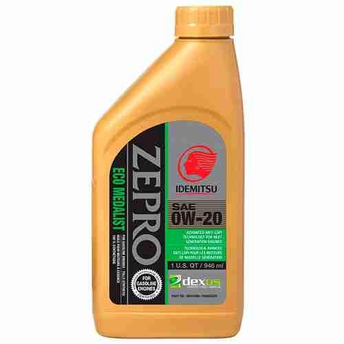 ZEPRO Eco Medalist Engine Oil 0W 20 1