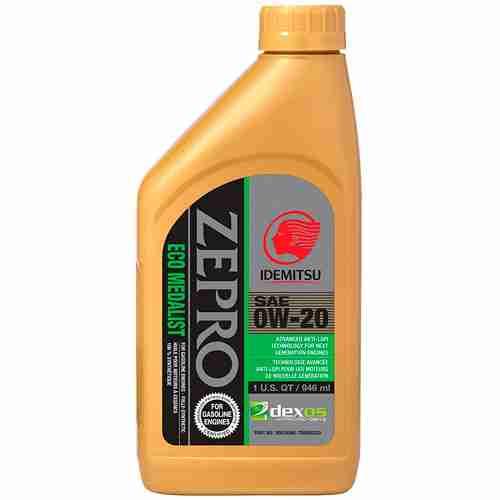 ZEPRO Eco Medalist Engine Oil 0W 20