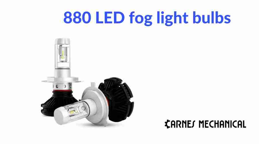 880 Led fog light bulb