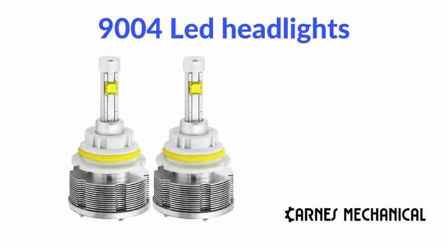9004 Led headlights