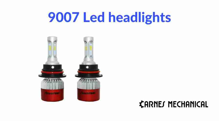 9007 Led headlights 1