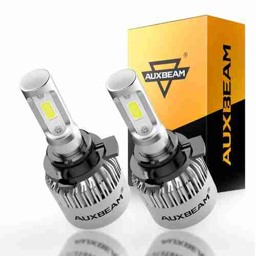 Auxbeam LED Headlights F S2 Series 9006 Bulbs