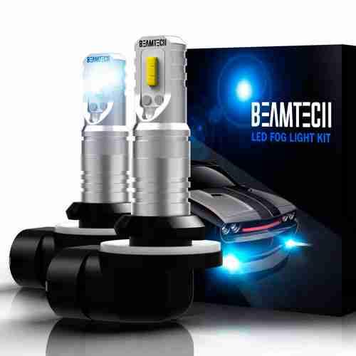 BEAMTECH 881 Led Fog Light Bulb