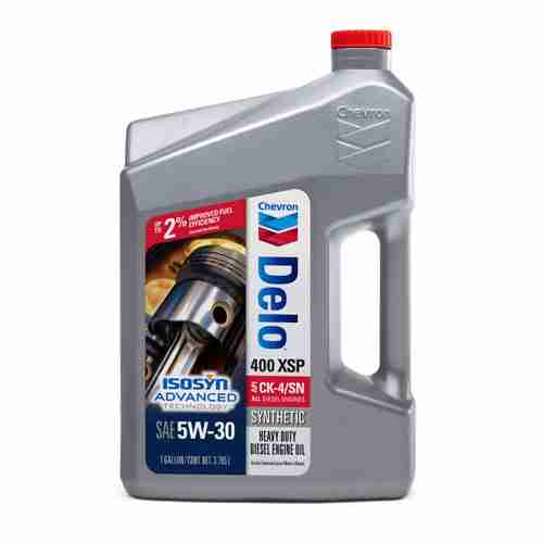 Delo XSP Synthetic Motor Oil SAE 5W 30