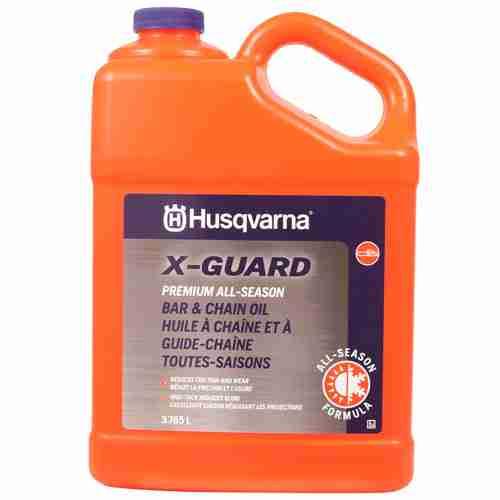 Husqvarna X Guard Premium All Season Bar Chain Oil