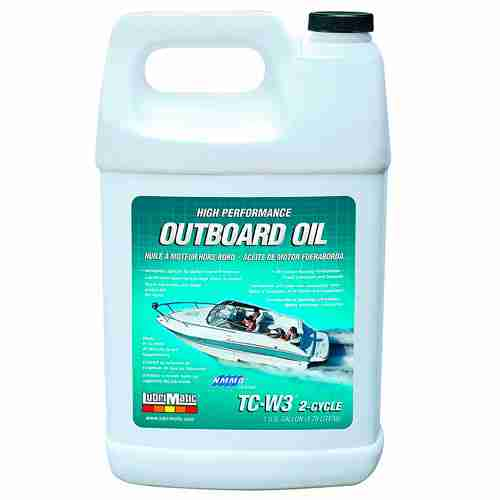 LubriMatic 2 Cycle Engine Outboard Oil
