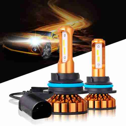 Best 9004 LED Headlight Bulbs (Reviews & Ultimate Guide)