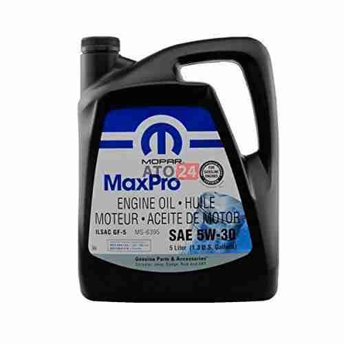Mopar Maxpro Motor Oil 5W 30