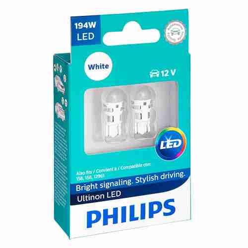 Philips 194WLED Ultinon LED Bulb