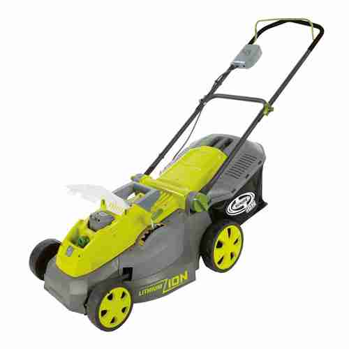 Sun Joe iON16LM Brushless Cordless Lawn Mower