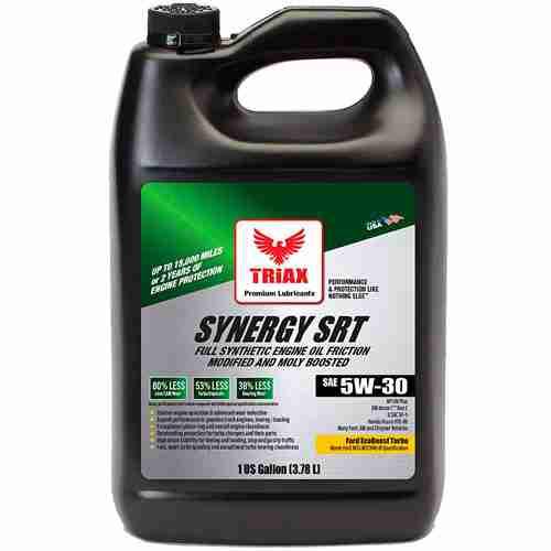 TRIAX Synergy Full Synthetic API SN Plus 5W 30
