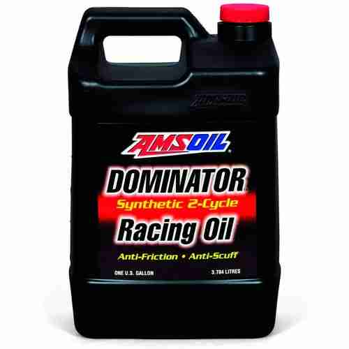 AMSOIL DOMINATOR Synthetic 2 Cycle Racing Oil