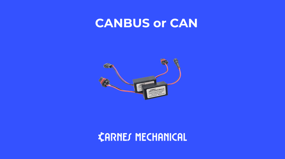 What is CANBUS or CAN and how does it work?