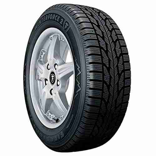 Firestone Wnterforce 2 Studable Winter Radial Tire