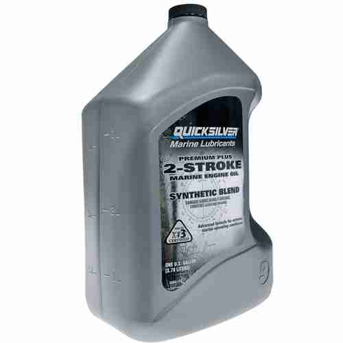Quicksilver Premium Plus Two Cycle TC W3 Oil