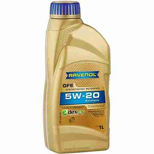 RAVENOL Fully Synthetic Motor Oil GFE 5W 20