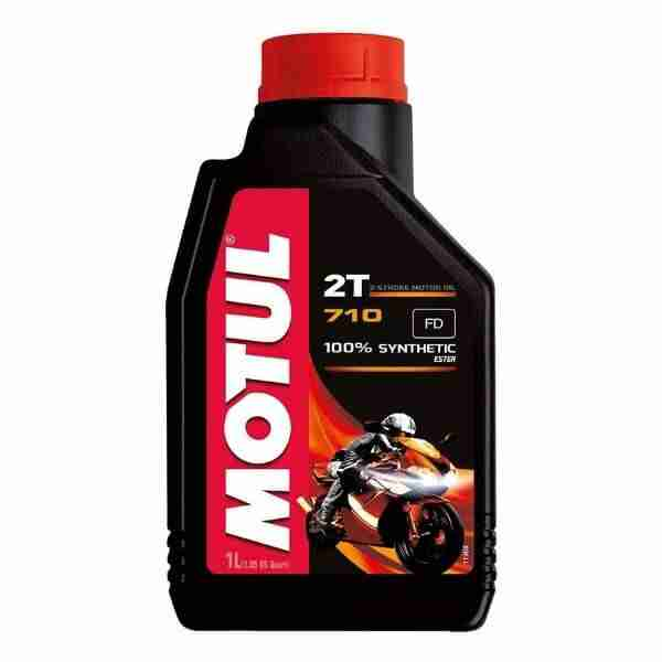 Review of Motul 104034 710 Synthetic Premix Oil