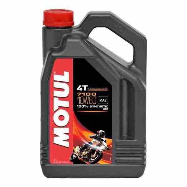 Review of Motul 7100 4T Synthetic Ester Motor Oil