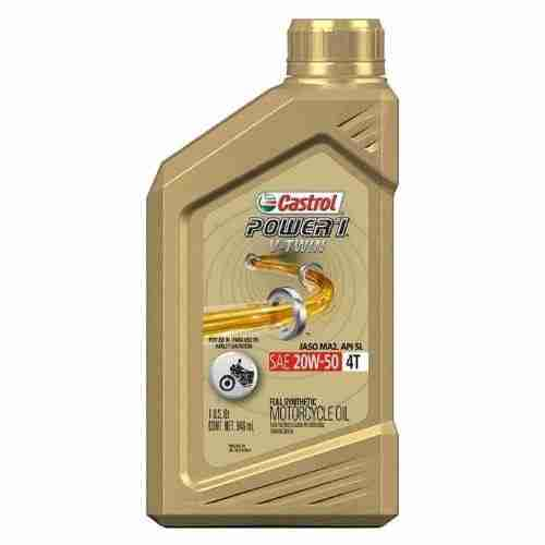 Review of Castrol 06116 POWER1 V-TWIN 4T 20W-50