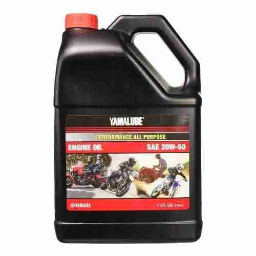 Review of Yamalube All Purpose 4 Four Stroke Oil 20w-50