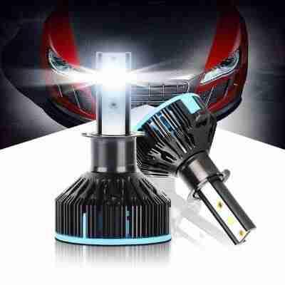 Max5 H3 Led Headlight Bulbs
