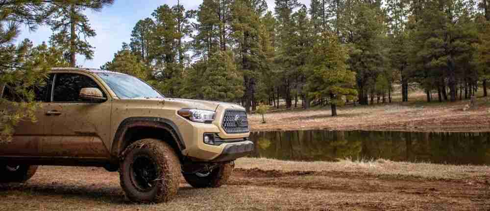 Best Lift Kits For Toyota Tacoma (Hilux)