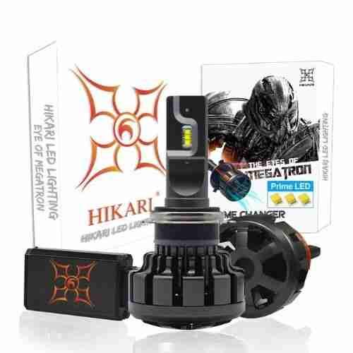 HIKARI Ultra H7 LED Bulbs Conversion Kit