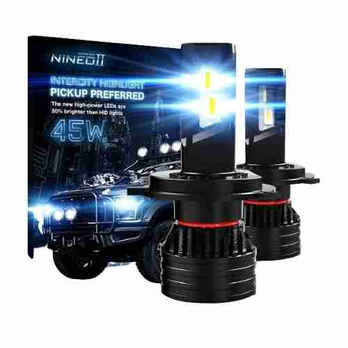 NINEO H4 LED Bulbs