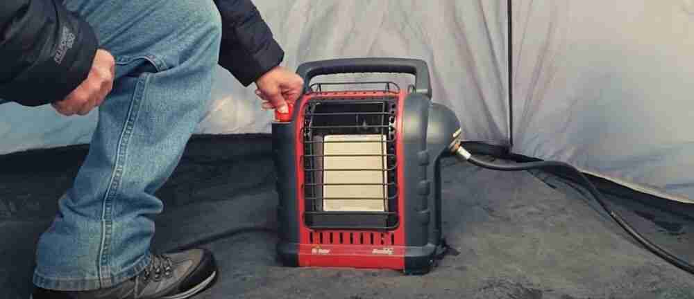 propane heaters for garage